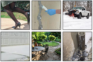 Concrete Leveling & Foundation Repair IL